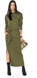Zielona sukienka Makadamia