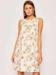 Sukienka Marella mini z okrągłym dekoltem