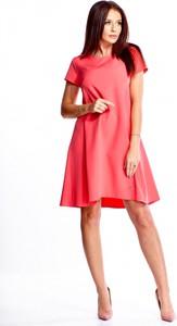 07f50a6e4e Sukienka ADIKA mini w stylu casual