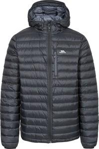 Czarna kurtka Trespass w stylu casual