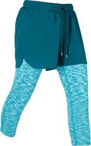 Niebieskie legginsy bonprix bpc bonprix collection