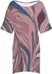 Różowa sukienka COLOUR PLEASURE
