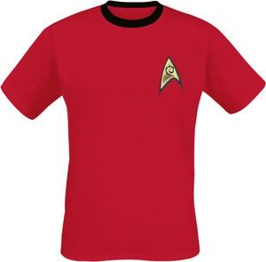 T-shirt Star Trek