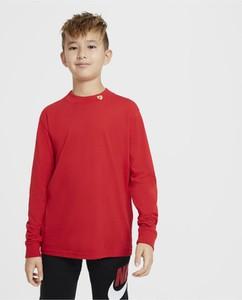 Koszulka dziecięca Nike dla chłopców z długim rękawem