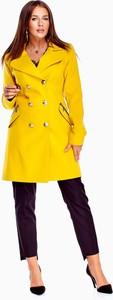 Żółty płaszcz TAGLESS