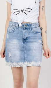 Spódnica Olika z jeansu