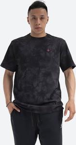 T-shirt Converse z bawełny w młodzieżowym stylu