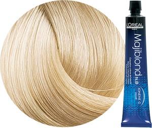 L'Oreal Paris Loreal Majirel Majiblond | Trwała, rozjaśniająca farba do włosów - kolor 901S bardzo bardzo jasny blond popielaty 50ml - Wysyłka w 24H!