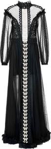 Sukienka Babylon z długim rękawem
