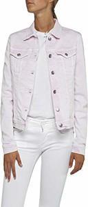 Kurtka amazon.de krótka z jeansu
