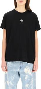 Czarny t-shirt Stella McCartney