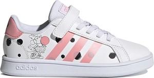 Buty sportowe dziecięce Adidas sznurowane