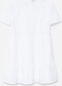 Sukienka Cropp mini z krótkim rękawem