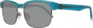 Gant okulary przeciwsłoneczne męskie, niebieskie, BEZPŁATNY ODBIÓR: WROCŁAW!