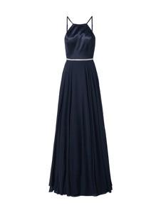 Niebieska sukienka Luxuar
