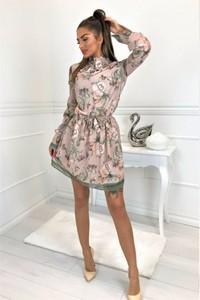 96d06a1f49 szale na sukienki - stylowo i modnie z Allani