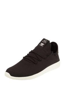 Brązowe buty sportowe Adidas Originals w sportowym stylu