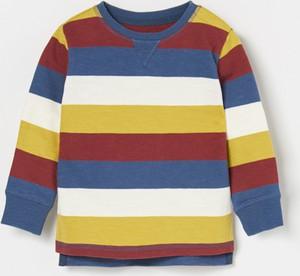 Bluza dziecięca Reserved w paseczki
