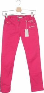 Różowe spodnie dziecięce Lee Cooper