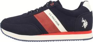 U.S. Polo ASSN. Nobil4251S0/TH1 TIBER-DKBL - Sneakersy męskie