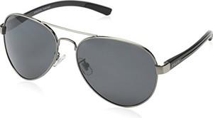 eyelevel męskie okulary przeciwsłoneczne - jeden rozmiar czarny – czarny