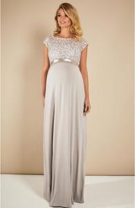 71aa6547c0 ... suknia ślubna dla kobiety w ciąży. Sukienka Tiffany Rose z tkaniny