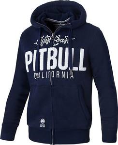 Bluza Pit Bull West Coast z jedwabiu