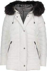 Kurtka Betty Barclay z kapturem z polaru w stylu casual