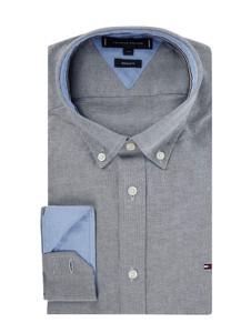 Koszula Tommy Hilfiger Big & Tall z długim rękawem z tkaniny