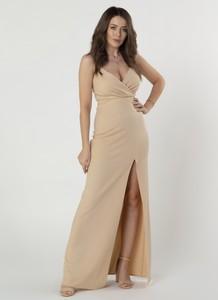Sukienka Ptakmoda.com maxi kopertowa