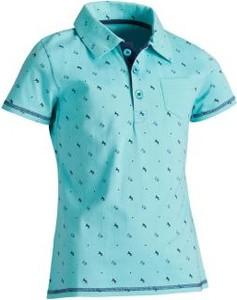 Koszulka dziecięca Fouganza z krótkim rękawem