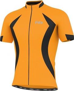 Pomarańczowa koszulka Fdx z dżerseju