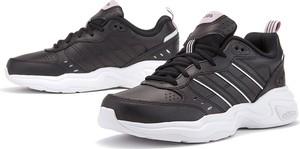 Sneakersy Adidas z płaską podeszwą sznurowane