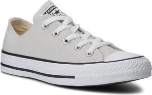 Trampki Converse z płaską podeszwą w młodzieżowym stylu