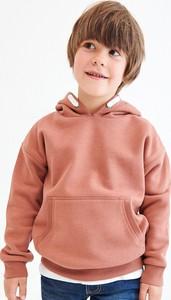 Czerwona bluza dziecięca Reserved