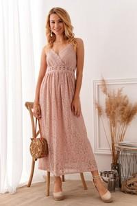 Sukienka Fasardi na ramiączkach