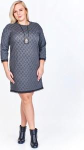 Sukienka Fokus mini w stylu casual