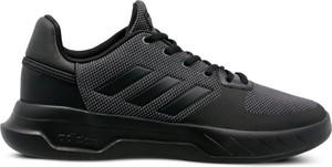 Buty sportowe Adidas w młodzieżowym stylu sznurowane