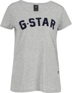 T-shirt G-Star Raw z krótkim rękawem w stylu casual