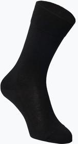 Czarne skarpety falke