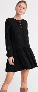 Sukienka Reserved oversize z długim rękawem