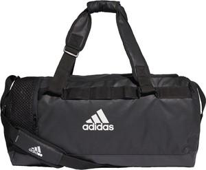 Granatowa torba sportowa Adidas Performance