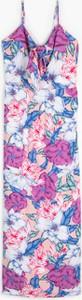 Sukienka Gate na ramiączkach maxi