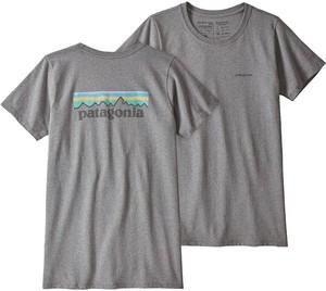 T-shirt Patagonia z bawełny