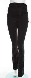 Czarne spodnie Colline