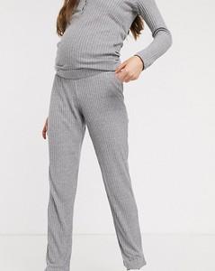 Spodnie sportowe Mama Licious z dresówki