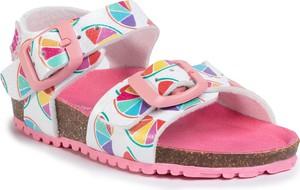 Buty dziecięce letnie Agatha Ruiz de la Prada na rzepy