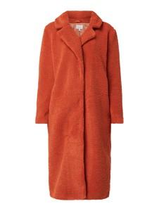 Pomarańczowy płaszcz Jake*s Casual