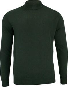 Zielony sweter Brave Soul z bawełny