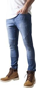 Niebieskie jeansy urban classics